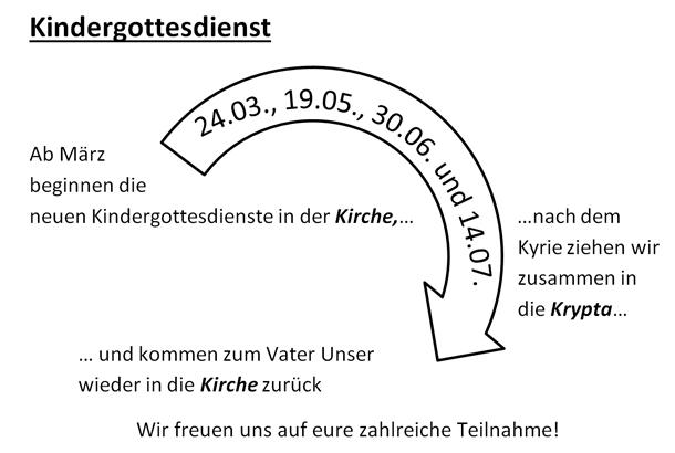 Kindergottesdienst Christkönig München