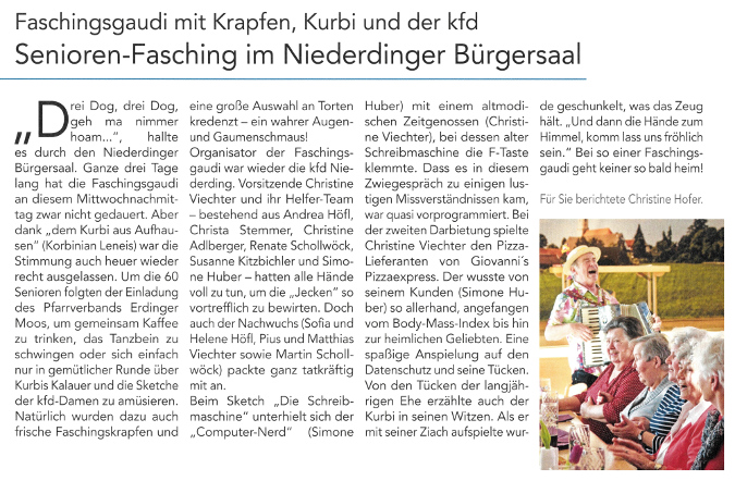 2019-03-08_Pressebericht_Seniorenfasching_kfd_Niederding_Oberdinger_Kurier_03