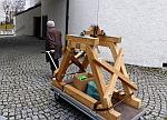 Transport der Glocke nach St. Albertus Magnus
