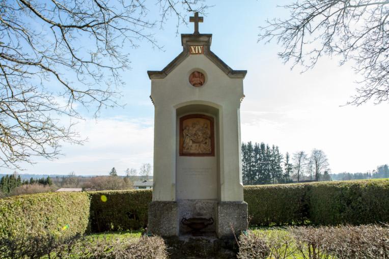 Kreuzweg Mariä Himmelfahrt, Aufkirchen