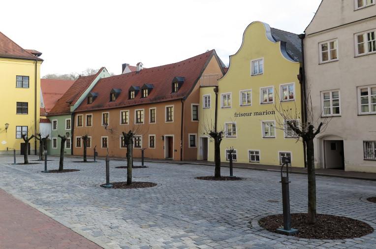 Kreuzweg St. Martin, Landshut
