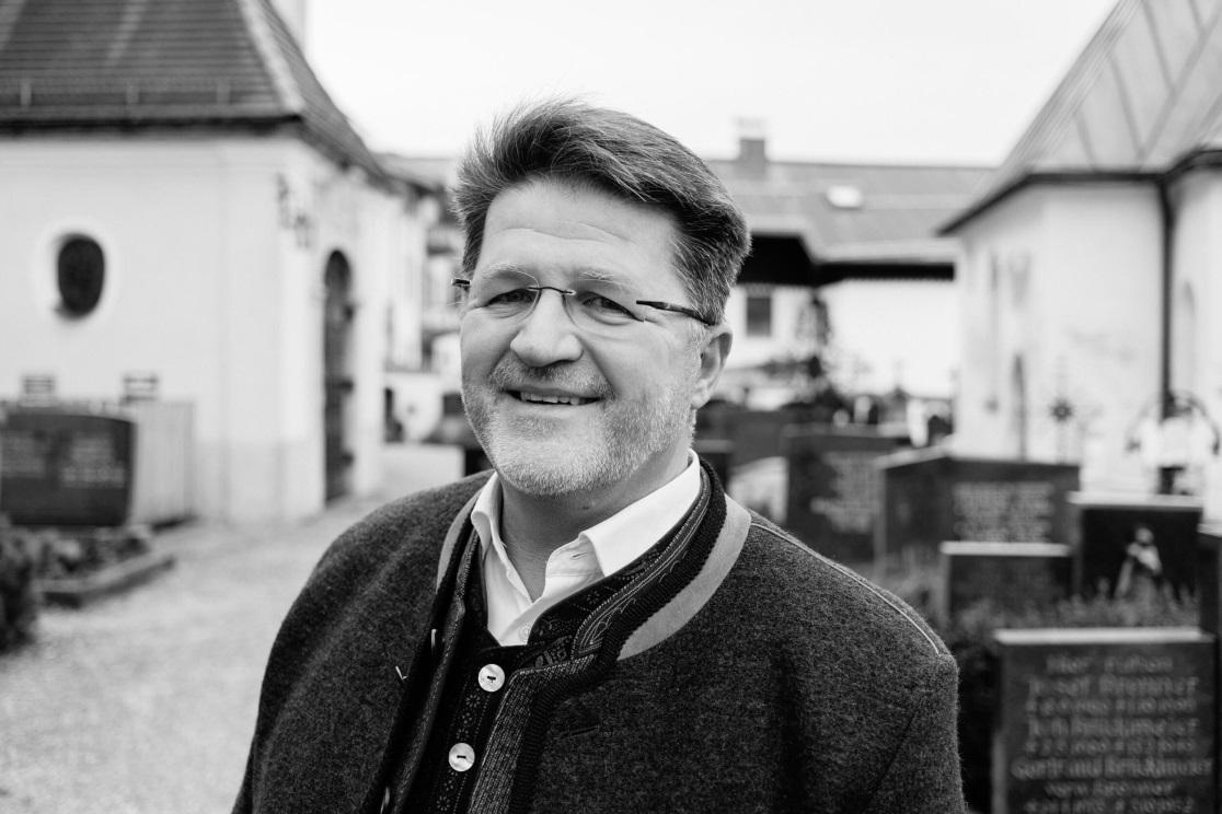 Portrait Kajetan Liedschreiber