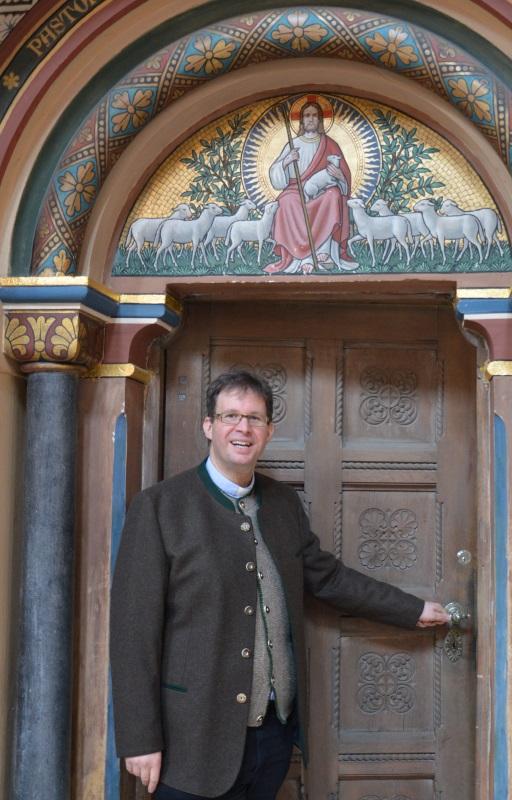 Pfarrer Seifert