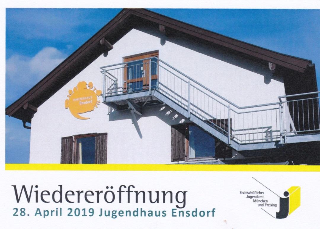 PV.Ensdorf-Jugendhaus