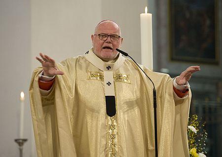 Pontifikalgottesdienst am Ostersonntag 2019