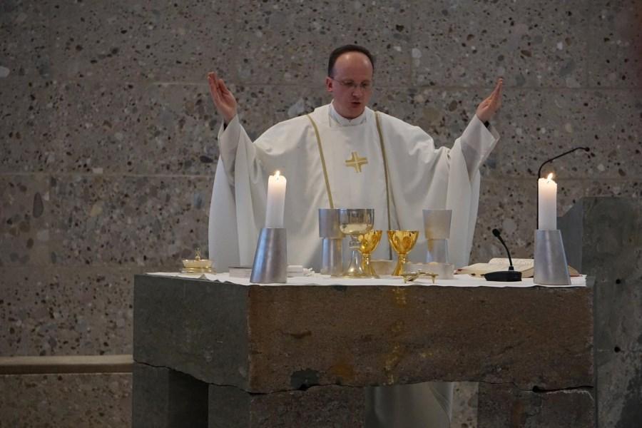 Gründonnerstag Eucharistie