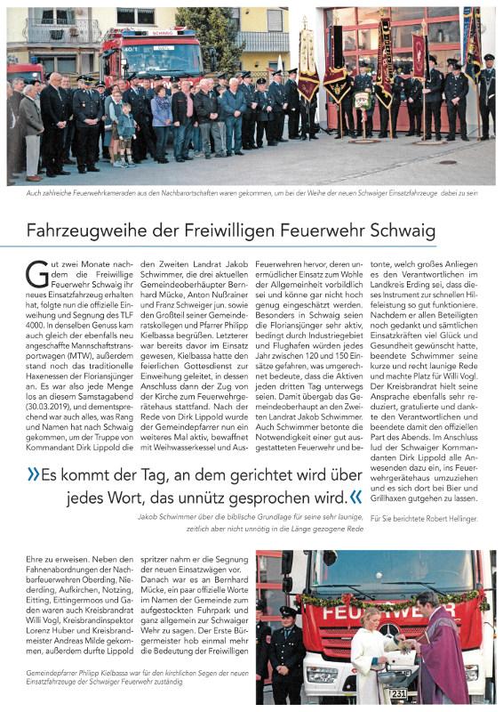 2019-04-05_Pressebericht_Fahrzeugsegnung_Feuerwehr_Schwaig_Oberdinger_Kurier_03