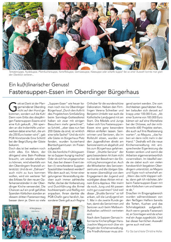 2019-04-05_Pressebericht_Fastensuppenessen_PGR_Oberding_Oberdinger_Kurier_03