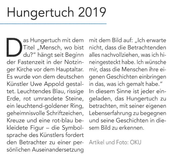 2019-04-05_Pressebericht_Hungertuch_Notzing_Oberdinger_Kurier_04