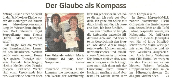 2019-04-25_Pressebericht_Jahreshauptversammlung_kfd_Notzing_Erdinger_Anzeiger_03