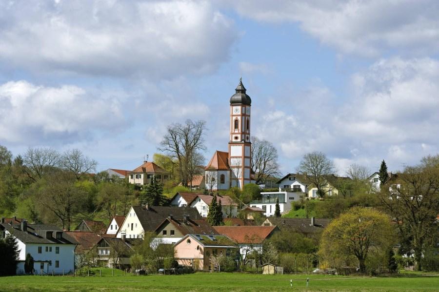 St. Sebastian, Puch, Fürstenfeldbruck