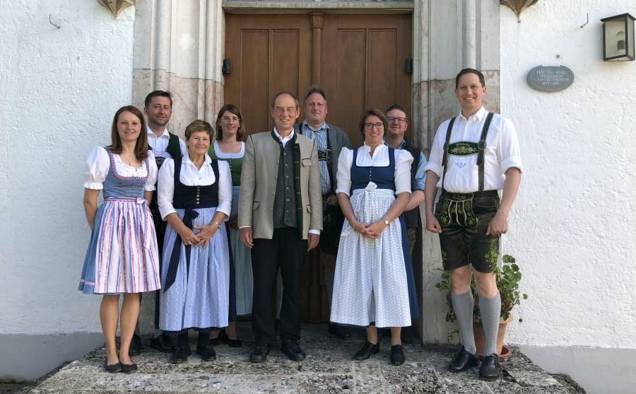 Kirchenverwaltung Unterstein