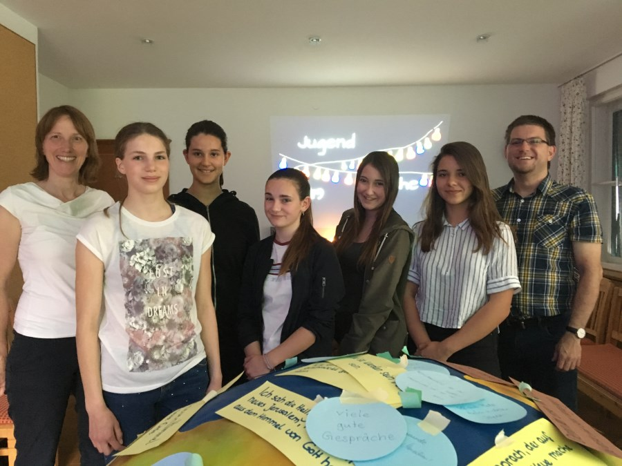 Jugendkirche - das Team