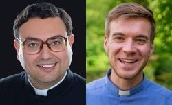 Jaime-Pasqual Hannig und Gregor Schweizer, Priesterweihe 2019