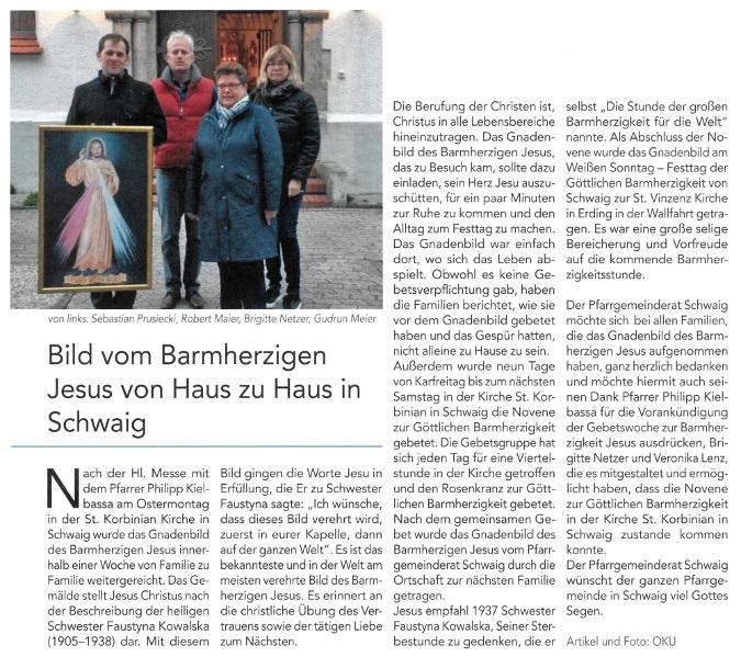 2019-06-07_Pressebericht_Bild_Jesus_PGR_Schwaig_Oberdinger_Kurier_03