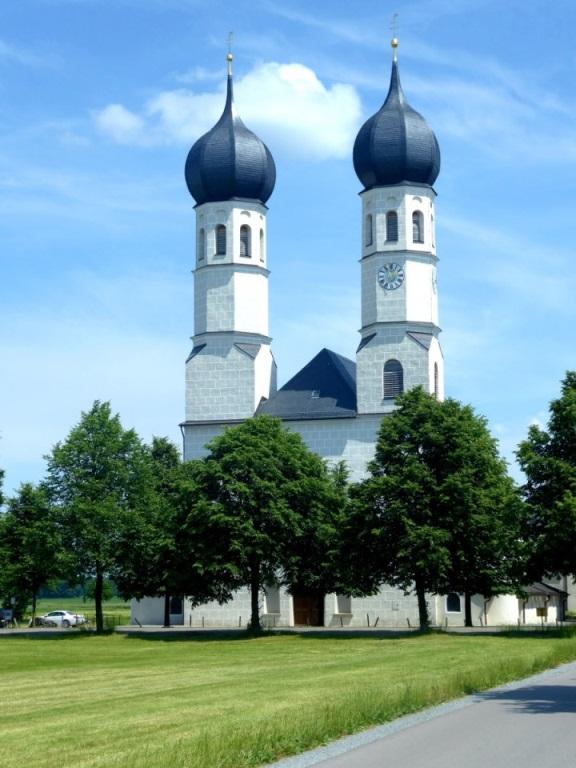 Kirche Weihenlinden 2
