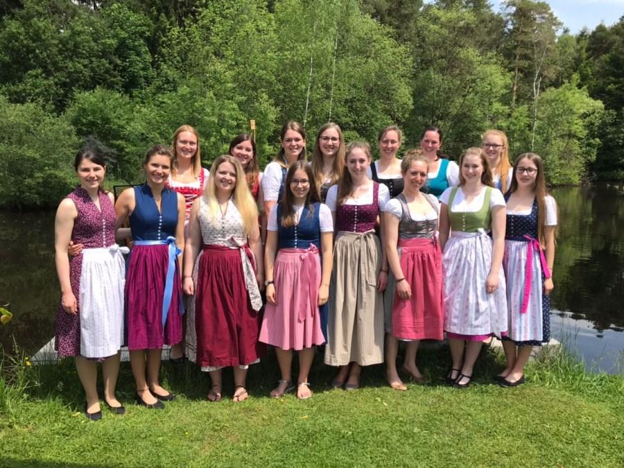 Jugendchor Weihenlinden Foto