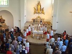 Festgottesdienst zum Patrozinium St. Otto am 30.06.2019