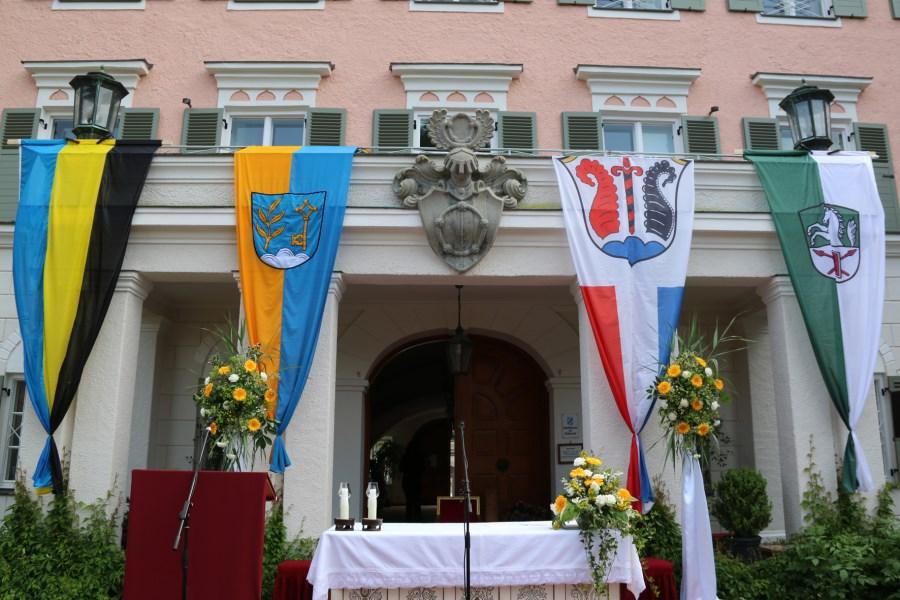 Gründung des Pfarrverbandes in Grabenstätt 2015