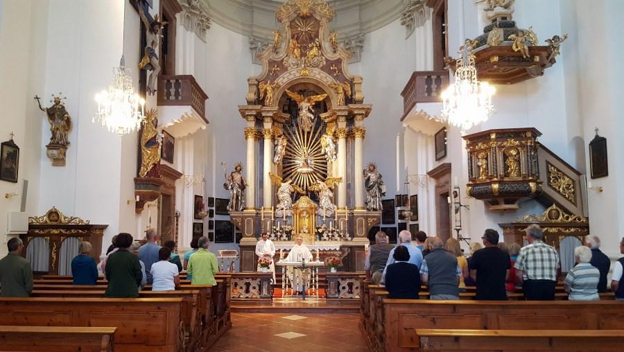 Kirchental Messe