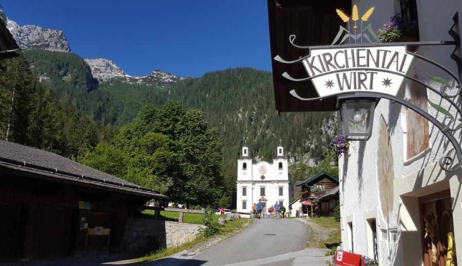 Kirchental Kirche