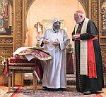 Eröffnung des neuen koptisch-orthodoxen Gemeindezentrums in Berg am Laim
