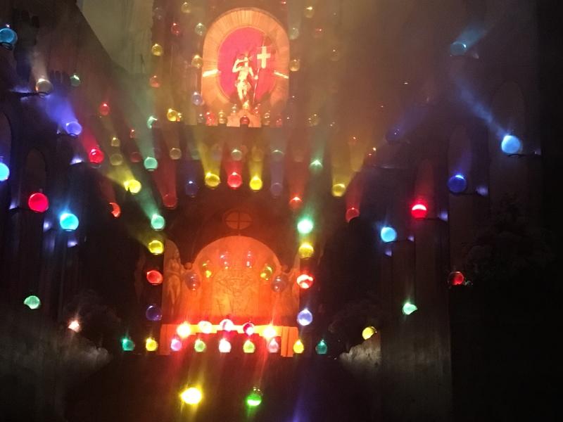 Heiliges Grab Osternacht