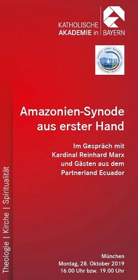 flyer amazoniensynode