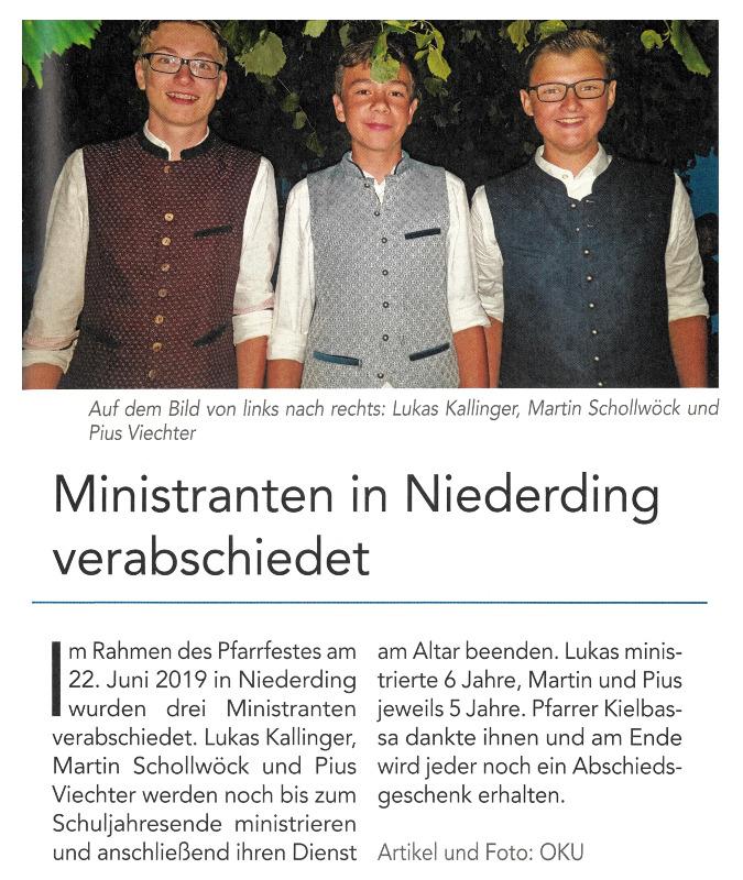 2019-07-12_Pressebericht_Verabschiedung_Ministranten_Niederding_Oberdinger_Kurier_02