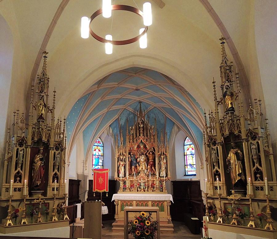 Filialkirche St. Stephanus