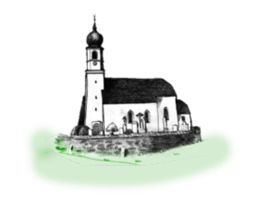Kirche in Kreuz