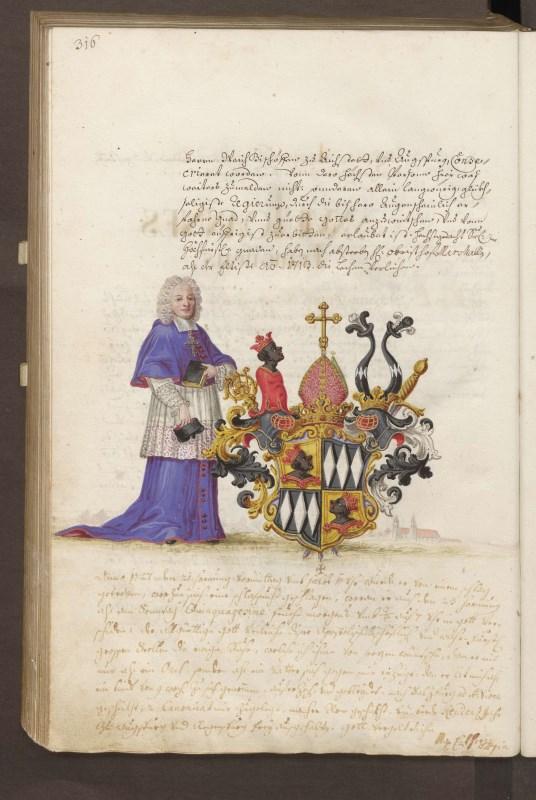 Eckher'sches Stammenbuch, S. 316