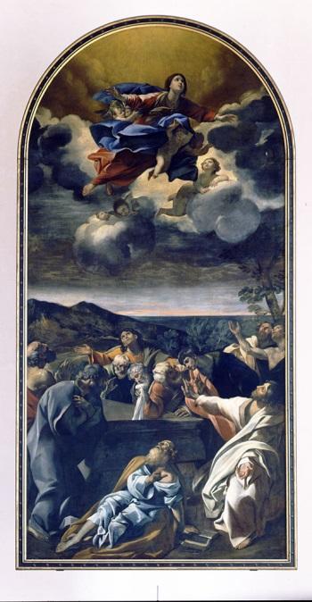 München, Christkönig, Mariä Himmelfahrt, Giovanni Lanfranco, 1631