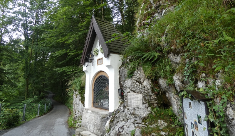 Kettenkapelle bei Hohenaschau