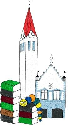 Logo der Katholischen Öffentlichen Bücherei St. Zeno Isen
