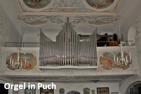 Orgel in Puch