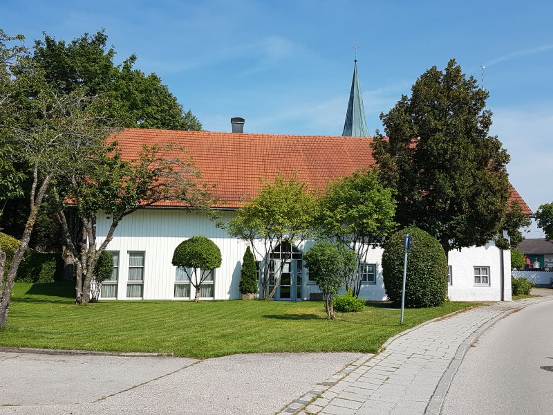 Pfarrheim St.Nikolaus