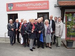 Ausflug des Frauenkreises St. Otto nach Unterhaching
