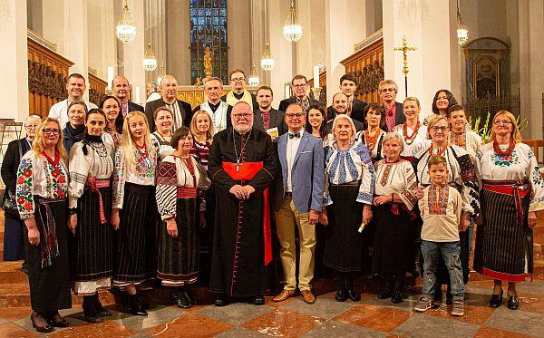 Gottesdienst der Nationen 2019