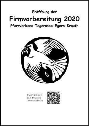 Einladungsbrief zur Vorbereitung Firmung 2020 Vorschau