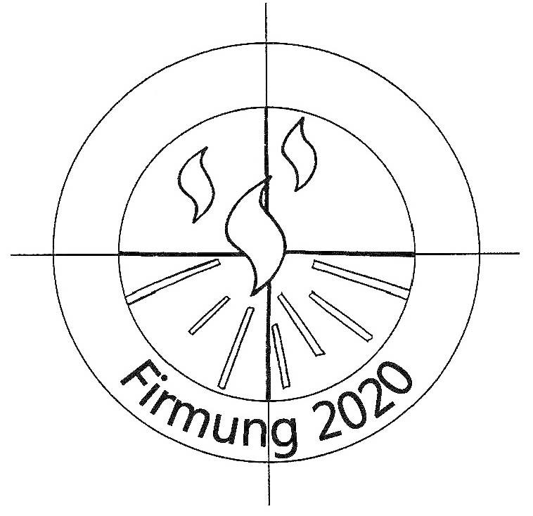 Logo Firmung 2020