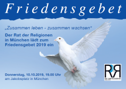 Friedensgebet 2019