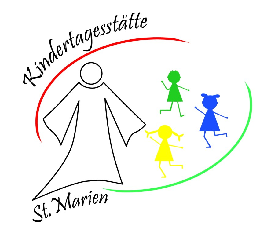 Kindergarten St. Marien Logo