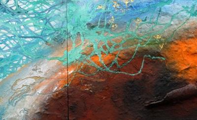 Weltennetz-Himmelsbilder Detail