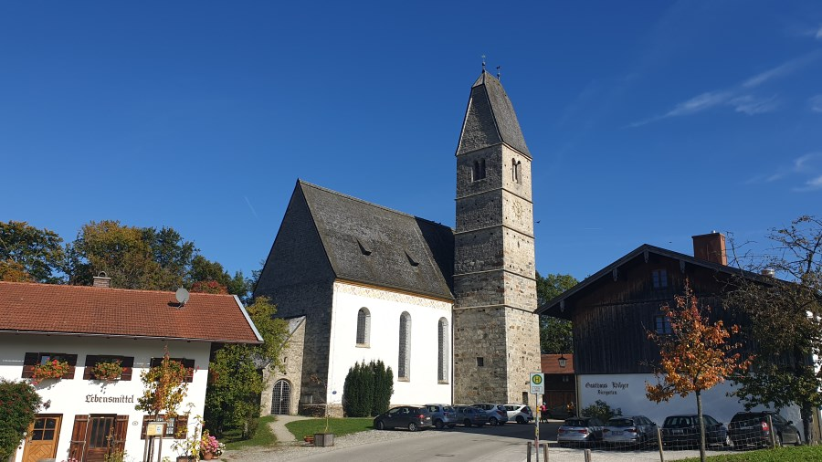 Kirche Hirnsberg