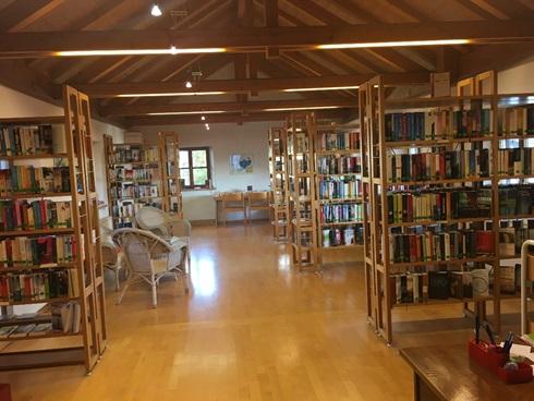 Die Bücherei Grabenstätt