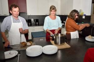 Hedwigsfest Küche