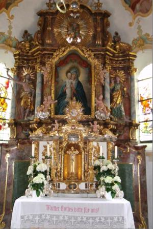 Hochaltar Neukirchen