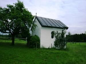 Kapelle in Patting von außen