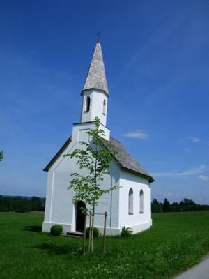 Kapelle in Petzgersdorf von außen